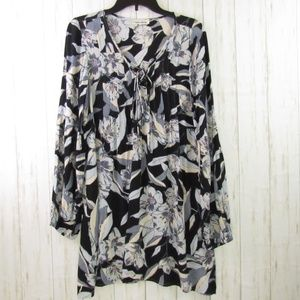 Billabong Floral Pullover Dress M/L